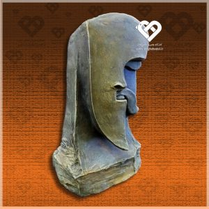مجسمه سردیس انتزاعی